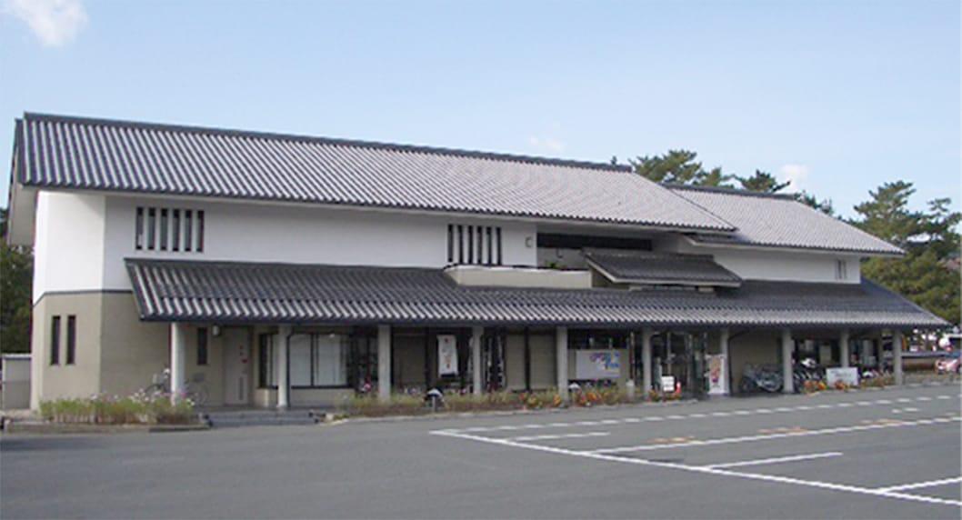 法隆寺i(あい)センター